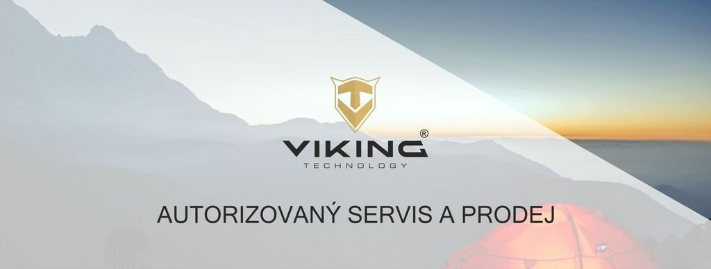 Autorizovaný servis a prodej VIKING